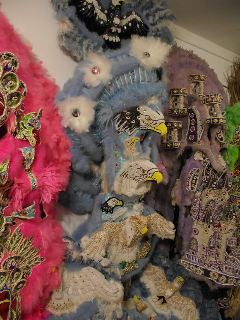 Backstreet Cultural Museum in New Orleans